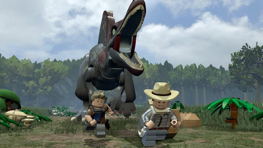 Reseña Lego Jurassic World 1
