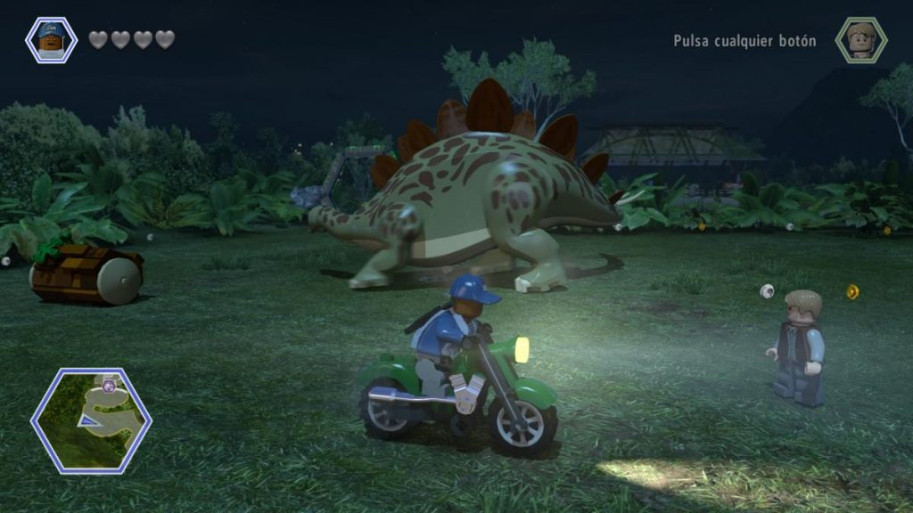 Reseña Lego Jurassic World 3