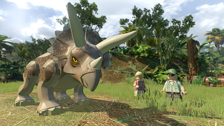 Reseña Lego Jurassic World 4