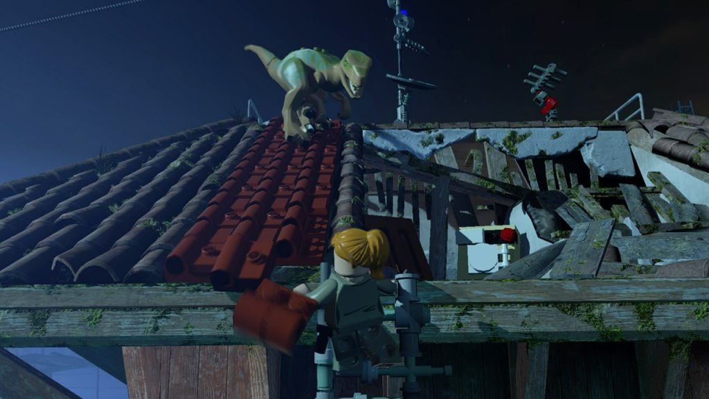 Reseña Lego Jurassic World 5