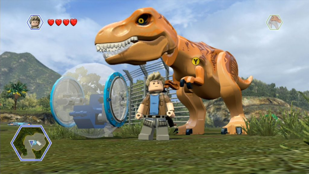 Reseña Lego Jurassic World 6