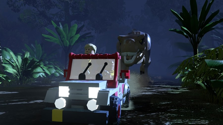 Reseña Lego Jurassic World 7
