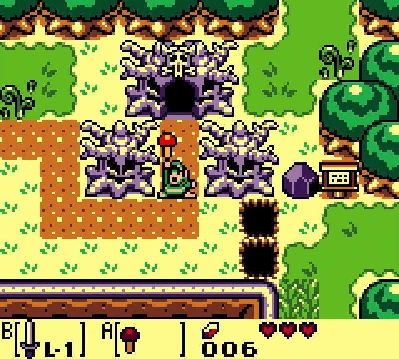 Especial Link's Awakening 4