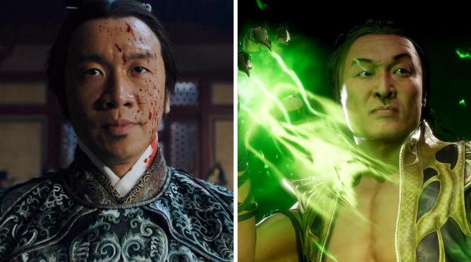 Mortal Kombat Shang