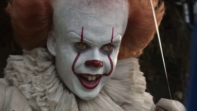 Pennywise-Resident-Evil