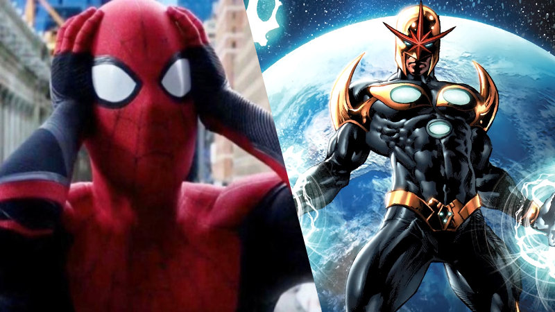 Spider-Man y Nova