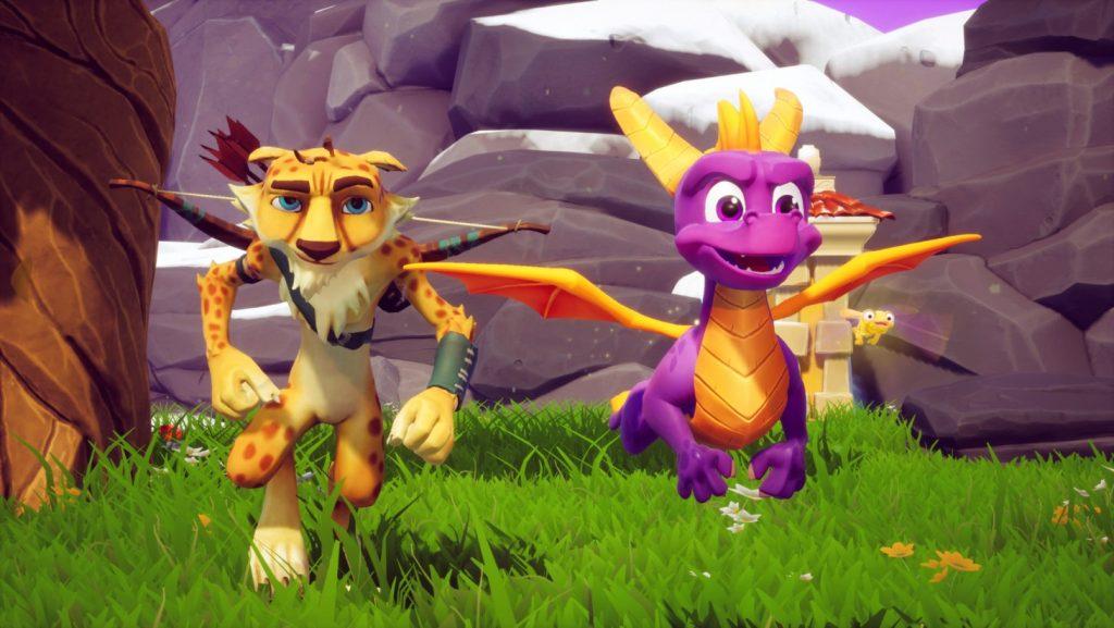 Reseña Spyro Nintendo Switch