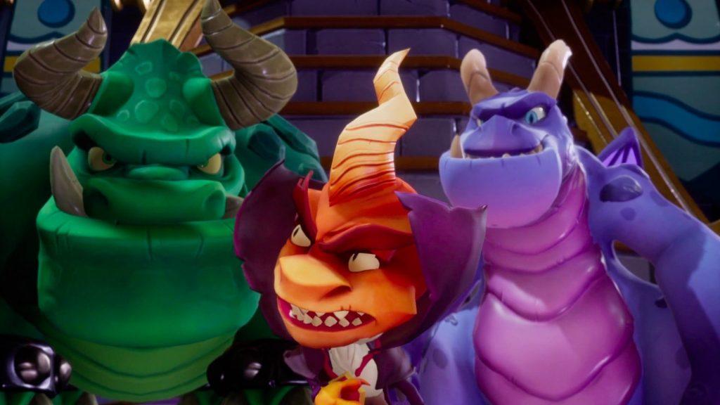 Spyro Reignited Trilogy enemigo