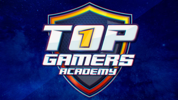 Reality Show Gamer Top Gamers Academy.