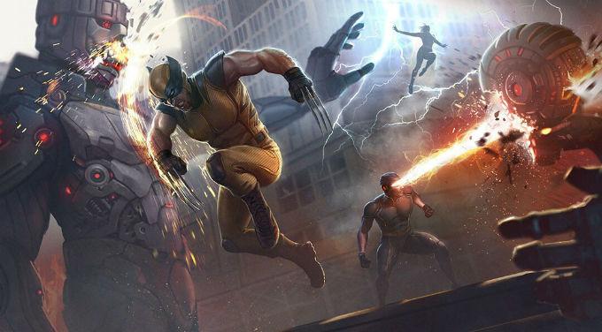 X-Men-Debut