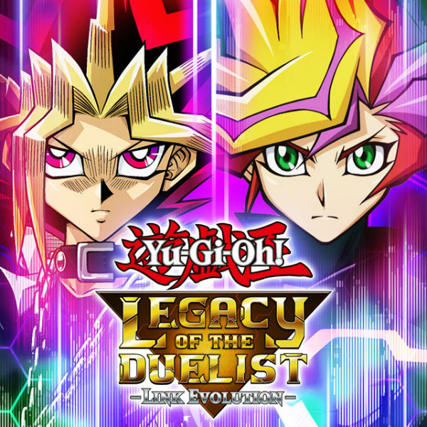 reseña 'yugioh legacy of the duelist link evolution