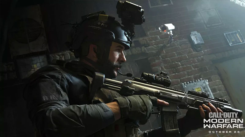 Call of Duty: Modern Warfare de Activision