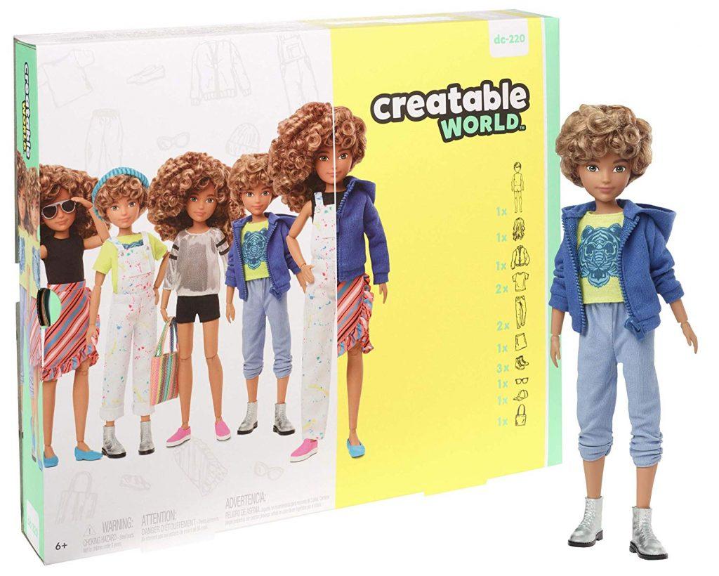 Nueva muñeca de Mattel