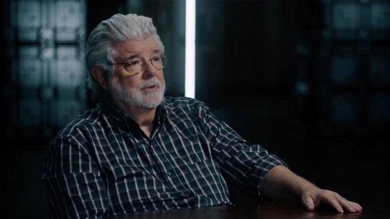 George Lucas es el creador de Star Wars