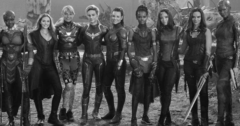 Las heroínas de Marvel Studios