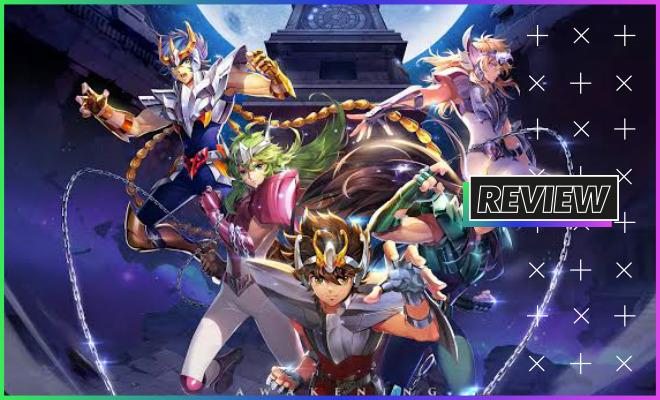 Reseña Saint Seiya Awakening Knights Of The Zodiac El Mejor Juego De Caballeros Del Zodiaco Tierragamer