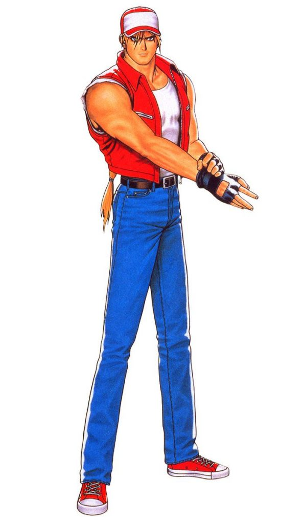 Terry Bogard pronto se unirá a Super Smash Bros. Ultimate