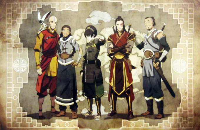 Avatar-Maestro-Aire-Serie