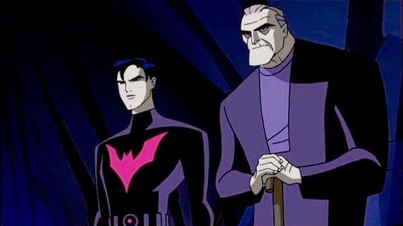 Batman Beyond Serie Completa Latino por Mega