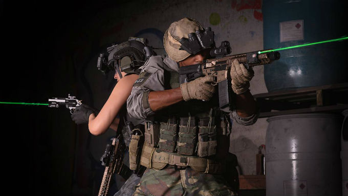 Call Of Duty Modern Warfare Figuras