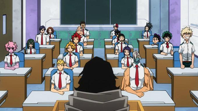 Resumen Episodio 2 de My Hero Academia 4