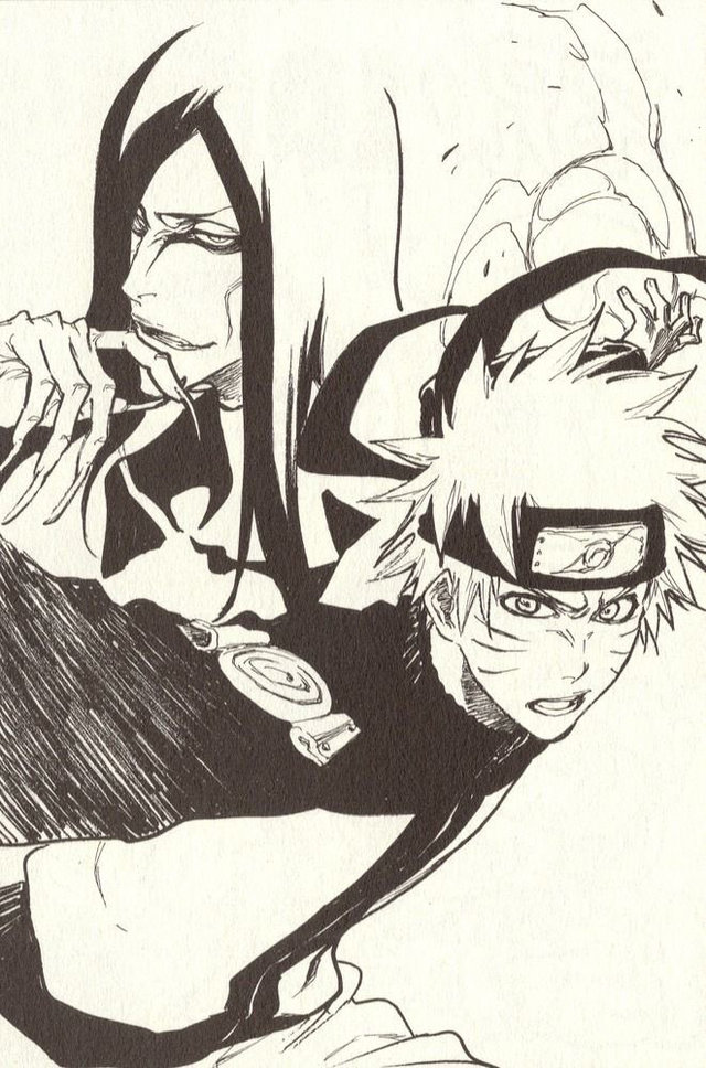 El creador de Bleach hizo un extraño y genial homenaje a Naruto