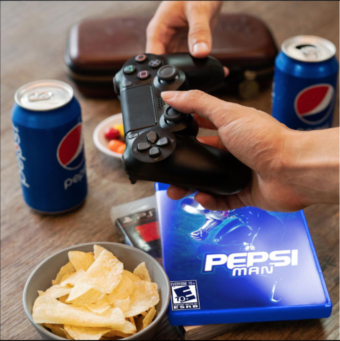 Pepsiman-PlayStation-4