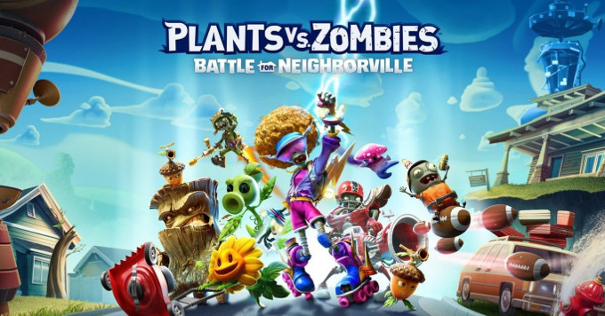 Plants vs. Zombies: La Batalla de Neighborville ya está disponible