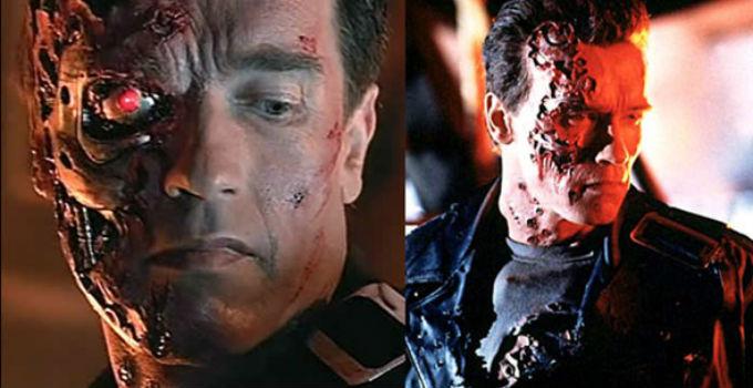 PlayStation 4 Terminator