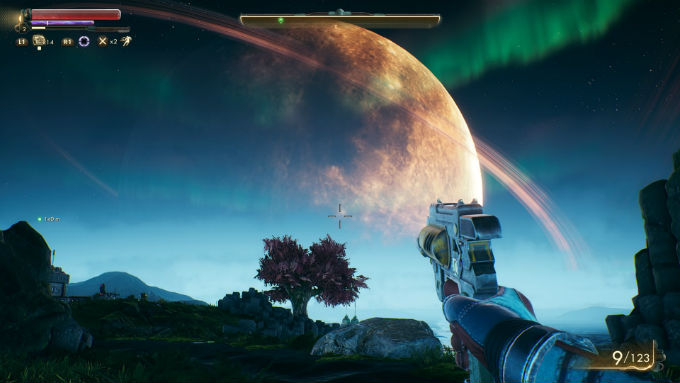 The-Outer-Worlds-Pistola