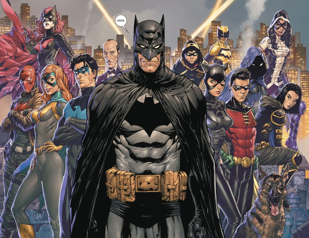 La familia de Batman