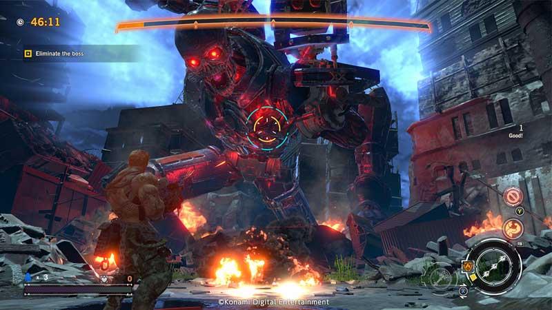 Las mecánicas de Contra: Rogue Corps podrían ser más sólidas