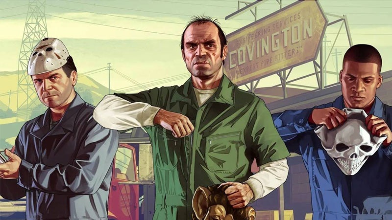 GTA V ahora va a estar en PlayStation Now