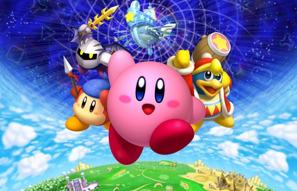 Kirby, personaje de Nintendo