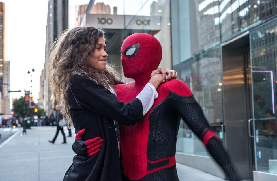 Mj y Spider-Man