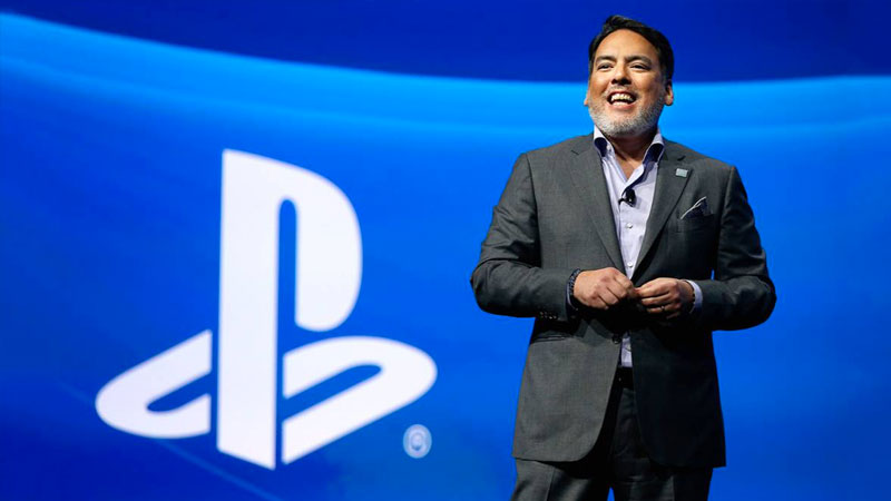 Shawn Layden de PlayStation