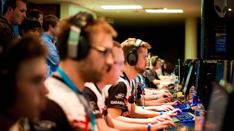 Videojuegos: jugadores profesionales