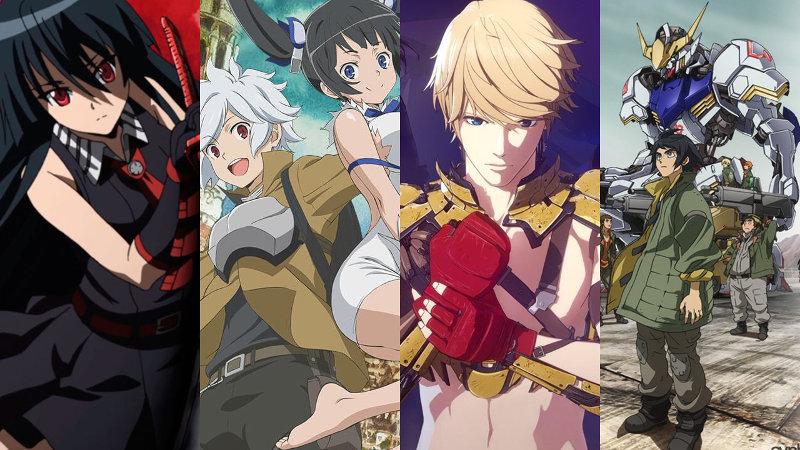Netflix: Estos son los animes que podrás ver en noviembre ...