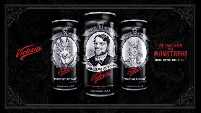 Guillermo del Toro acusa a cerveza de robar su imagen y exige que donen las ganancias