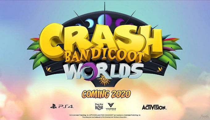 Crash Bandicoot Worlds podría ser el nuevo juego de Crash