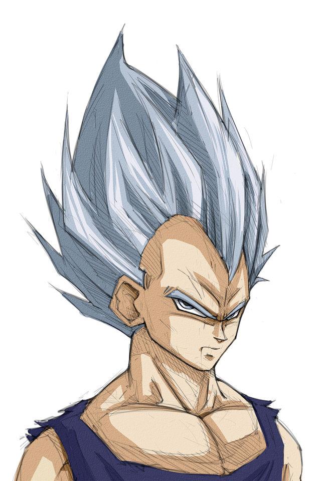 Dragon Ball Super: Así se vería Vegeta con Ultra Instinto