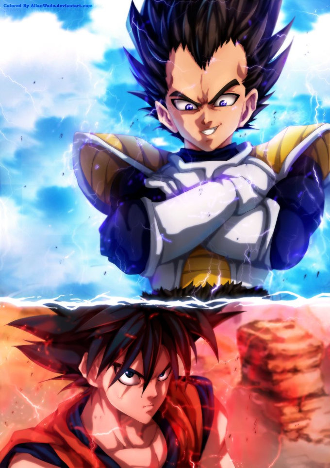 Dragon Ball entra al universo de One-Punch Man gracias a su artista