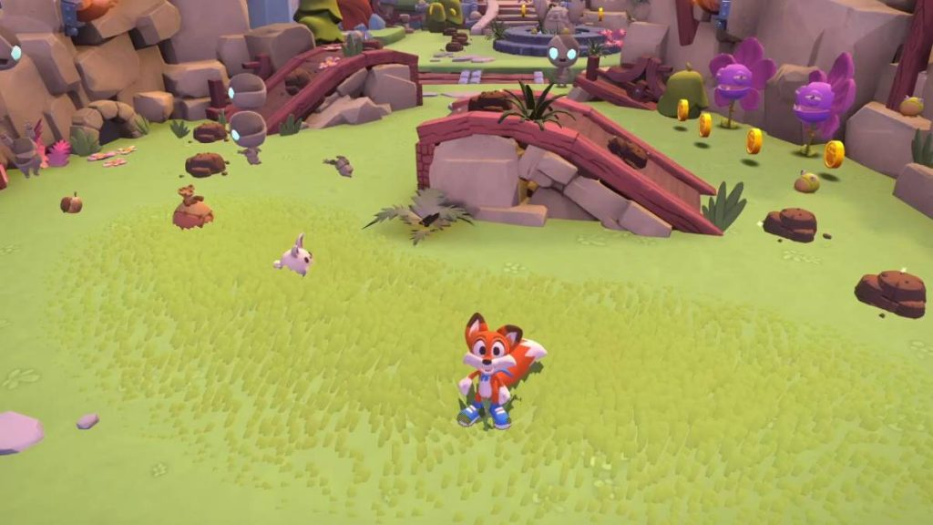New Super Lucky's Tale 5