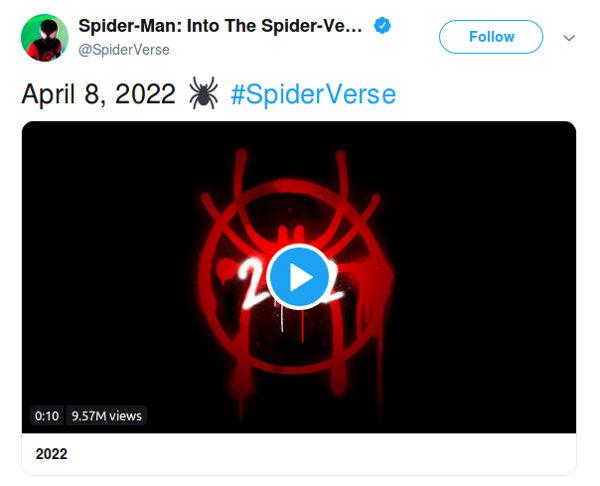 Confirmado: 'Spider-Man: Into The Spider-Verse' tendrá secuela, y ya hay fecha