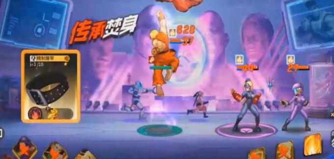 Street-Fighter-Duel-Objetos