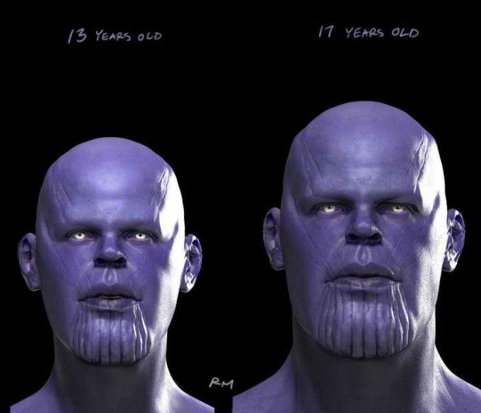 Thanos-Joven-Marvel