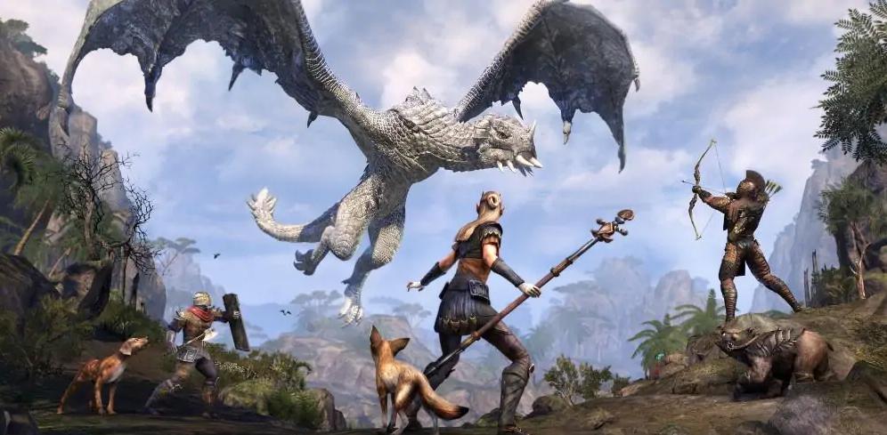 Semana gratis de The Elder Scrolls Online