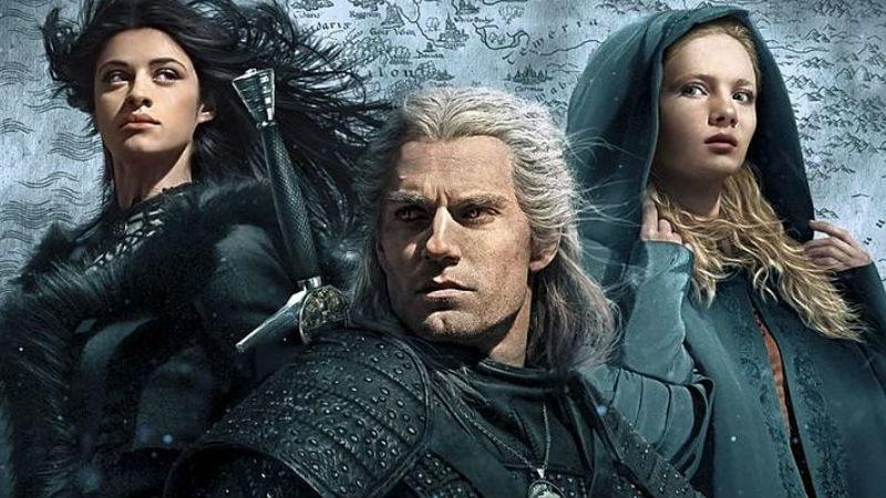 Elenco de The Witcher en Netflix