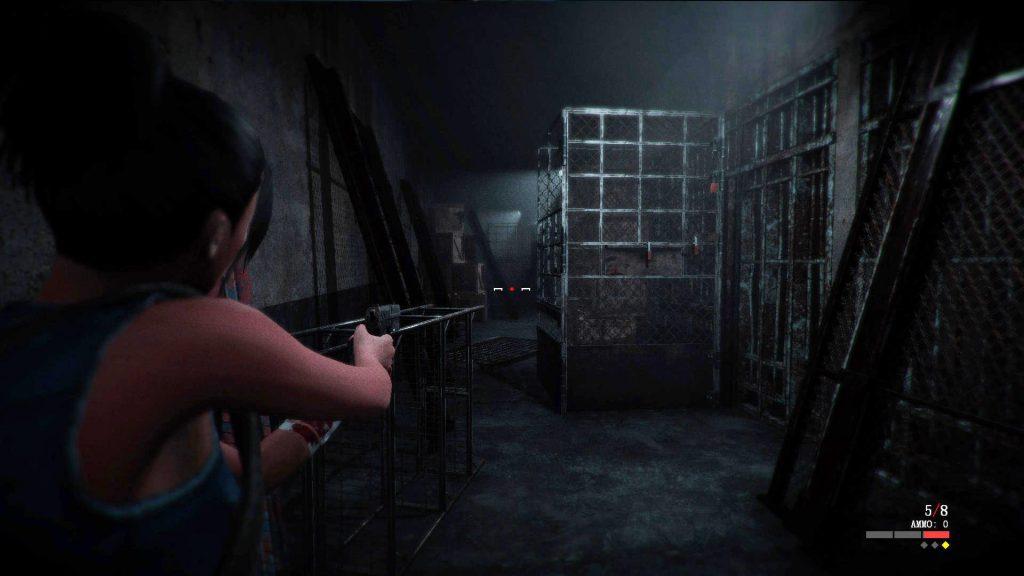 Airtight City, el clon de Resident Evil 2