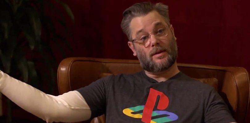 Cory Barlog director de God of War